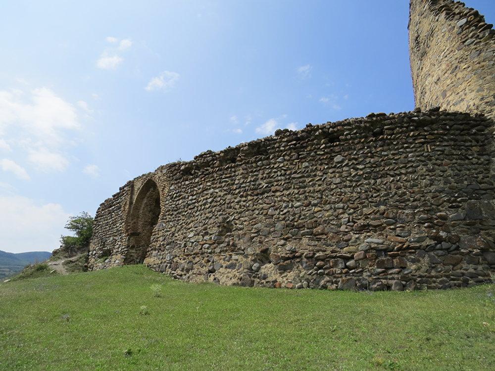 Крепость в Дменис