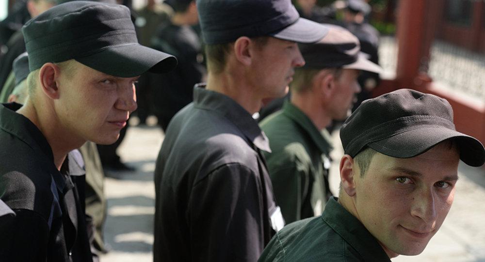 Заключенные цхинвальской исправительной колонии ждут амнистию.