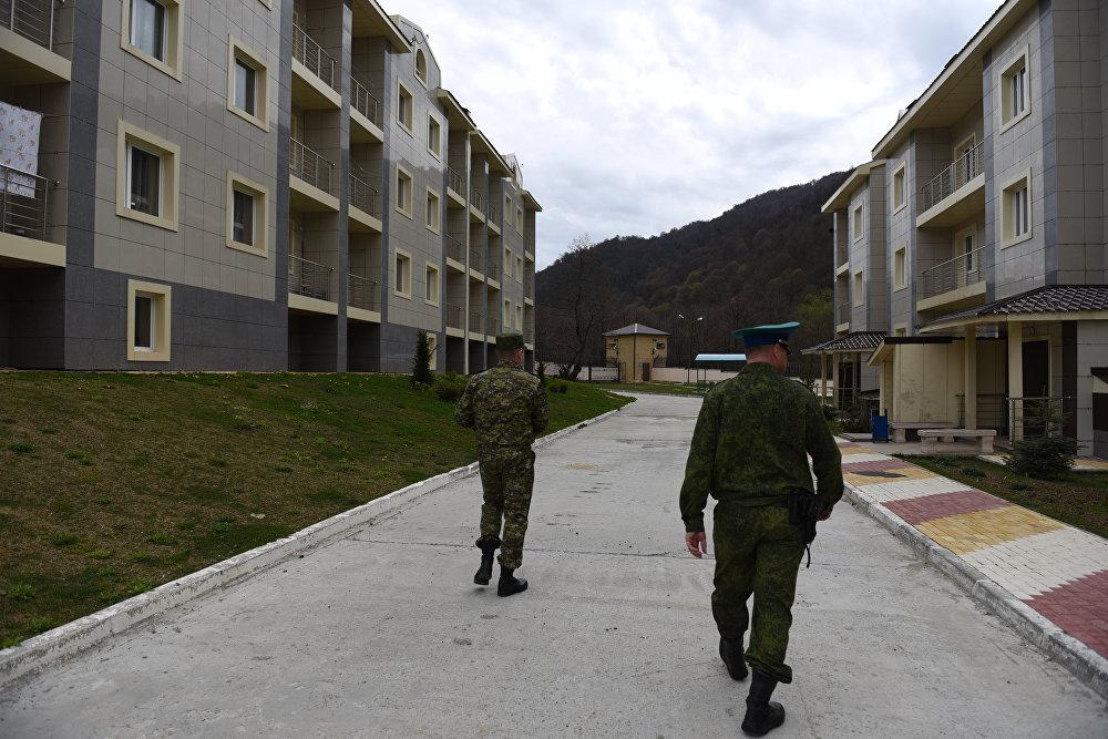 Погрануправлению ФСБ России в Южной Осетии шесть лет