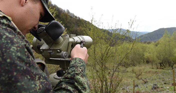 Погрануправление ФСБ России в Южной Осетии шесть лет