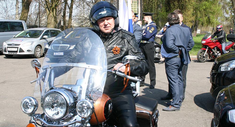 Калининградские байкеры
