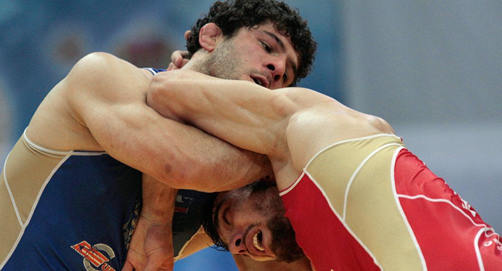 Хаджимурат Гацалов стал восьмикратным чемпионом России