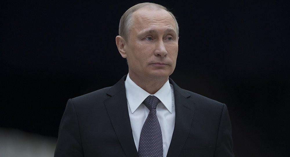 Президент России В.Путина