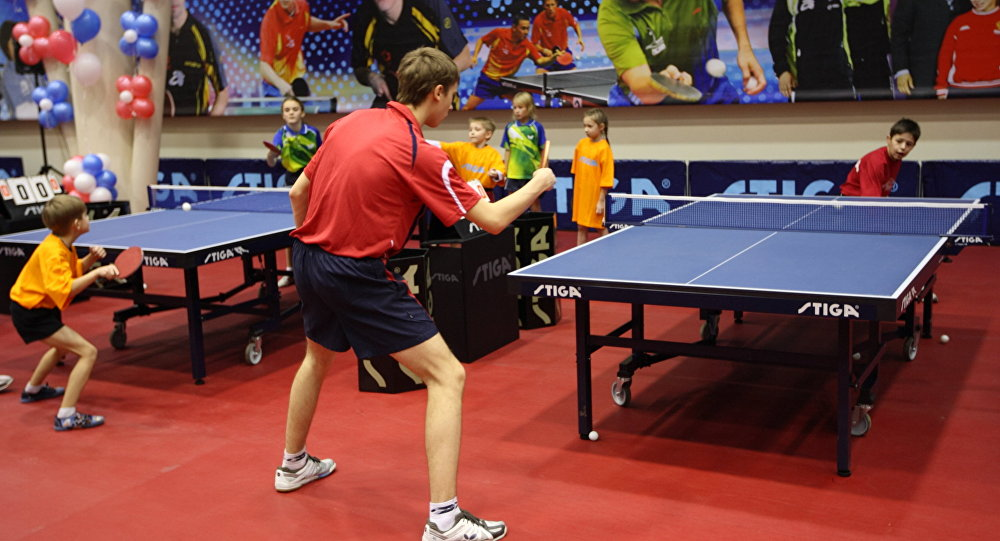 В Цхинвале прошел турнир по настольному теннису среди юниоров