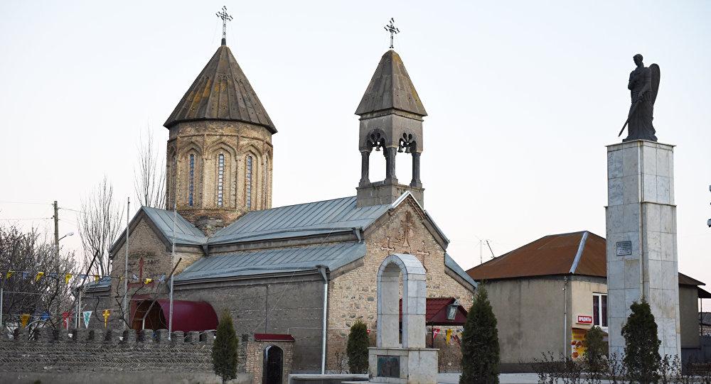 Цхинвальская церковь Рождества Пресвятой Богородицы