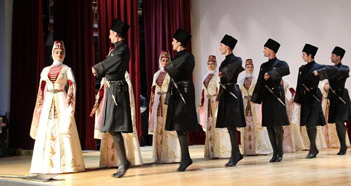 В Москве состоится концерт Государственного ансамбля Симд