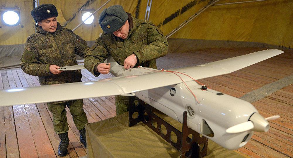 Российская армия и силовики получат сотни БЛА-разработчик