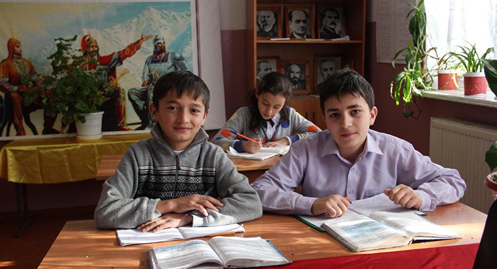 Дзауская школа-интернат