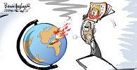 США не будут посылать войска в Сирию, но заставят своих союзников