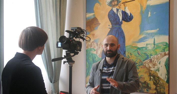 Дни осетинской культуры в Европе