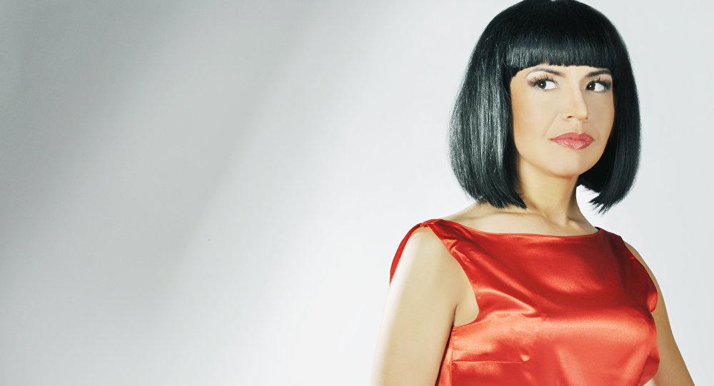 Оперная певица Амага Готти