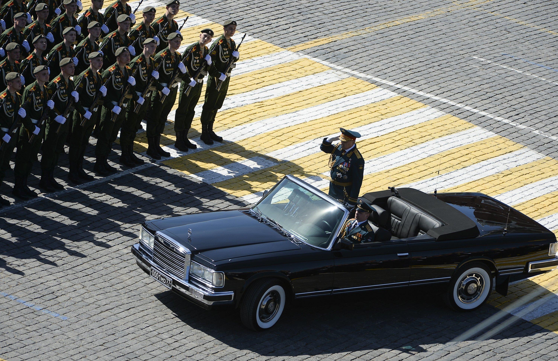 Уӕрӕсейы хъахъхъӕнынады министр Сергей Шойгу