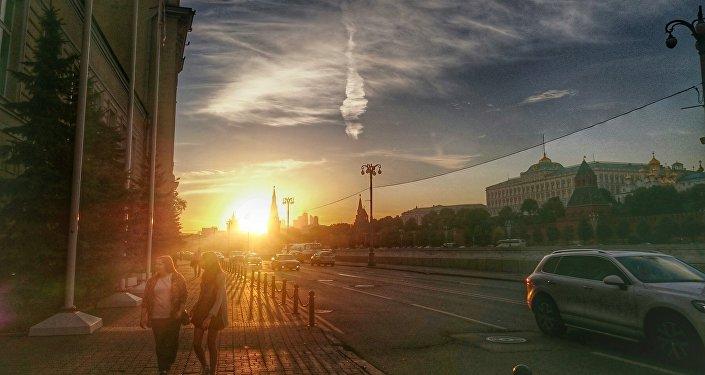 Москва, виды города