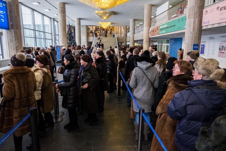 Выставка собрания полотен Валентина Серова.