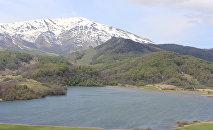Озеро Эрцо, Южная Осетия