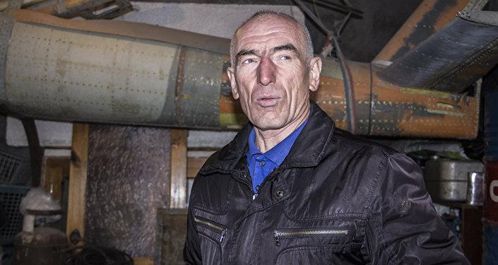 Петр Хубежов