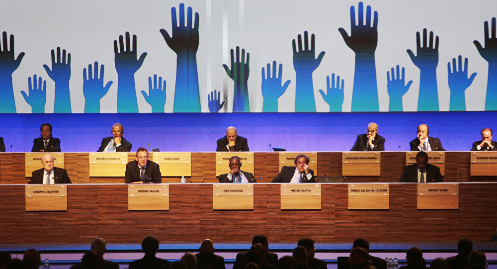 64-й Конгресс Международной федерации футбола