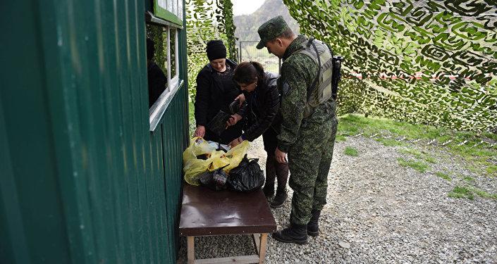 Южная Осетия решила временно закрыть границу сГрузией