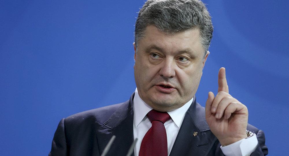 Порошенко припугнул всех украинцев применением силы
