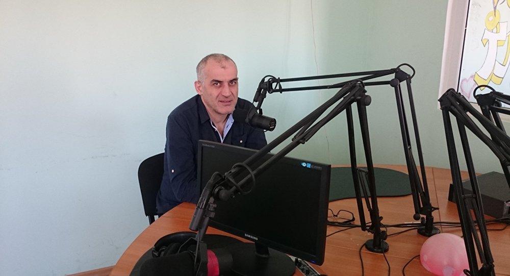 Директор радио Ир Алан Цховребов