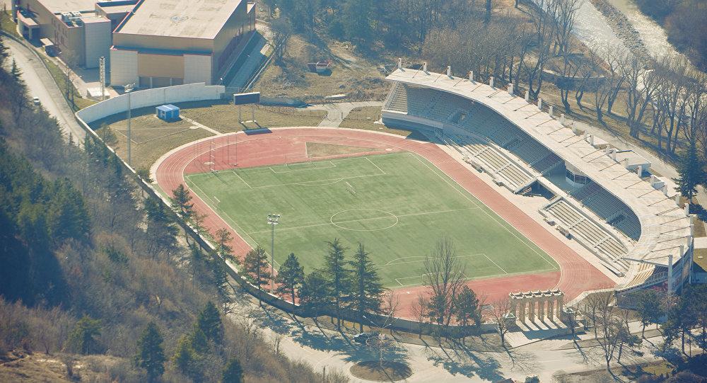 Цхинвалы стадион