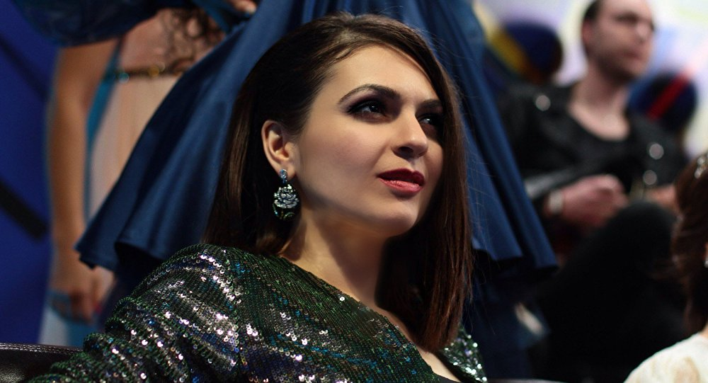 Фати Бесолти- участница проекта Новая звезда.