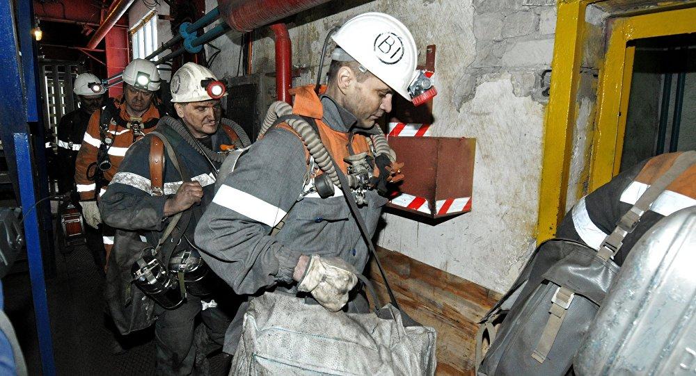 Работа шахты'Северная в Воркуте приостановлена после горного удара Работа шахты'Северная в Воркуте приостановлена после горного удара