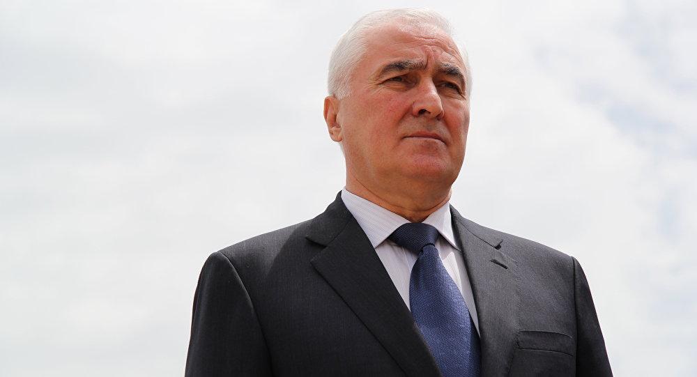 ПрезидентТибилты Леонид
