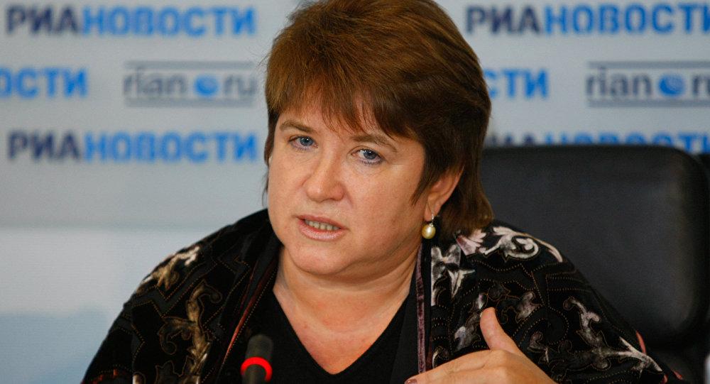 Руководитель Федеральной службы по надзору в сфере образования и науки РФ Любовь Глебова