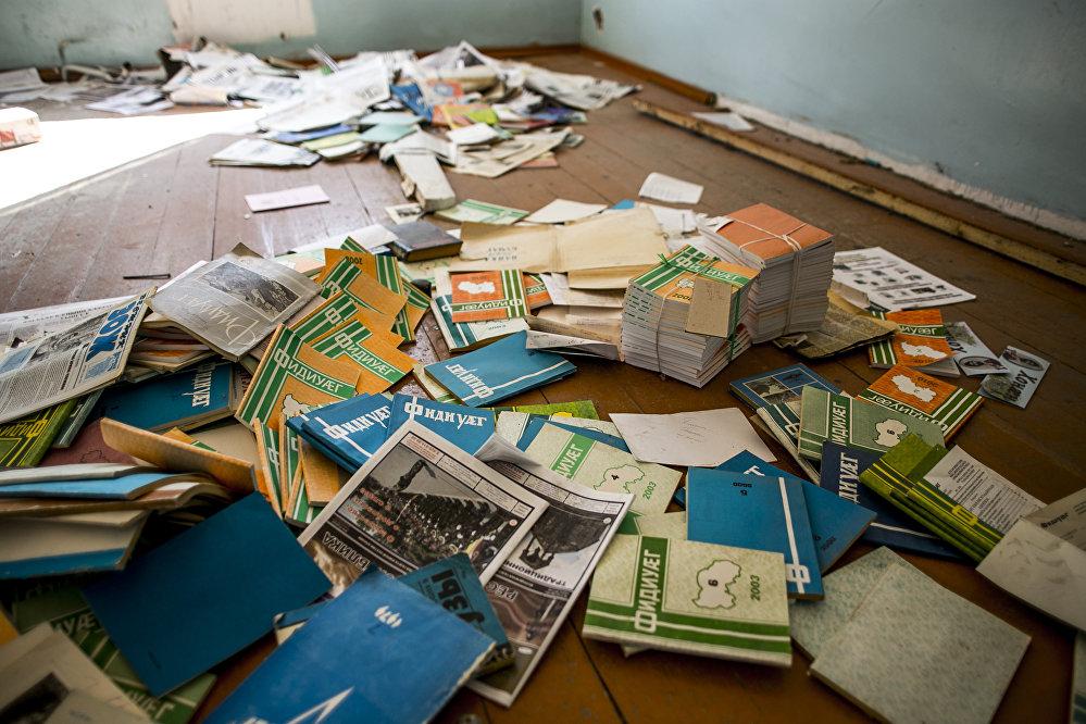 В общежитие ЮОГУ, где сейчас проходят занятия, забрали не все.