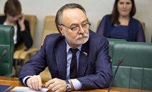 Сенатор Александр Тотоонов