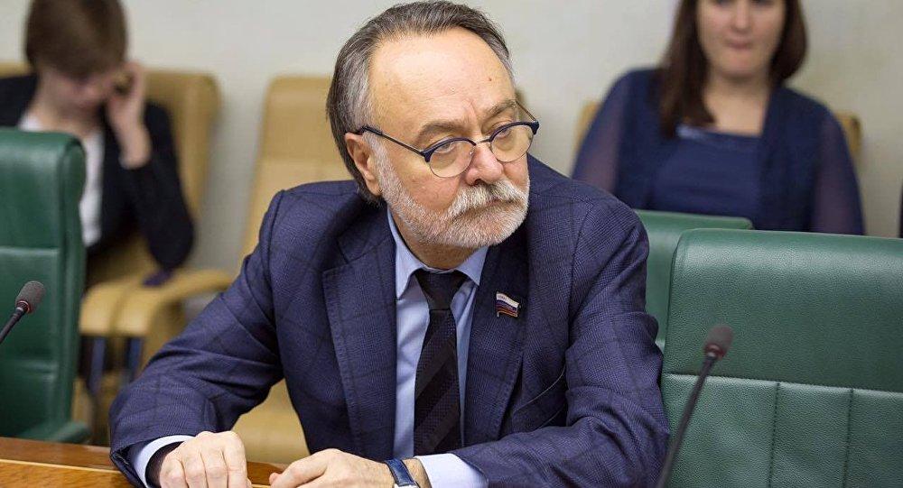 Сенатор Тотоонты Александр