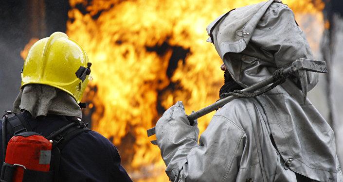 Авария на газопроводе произошла на севере Москвы