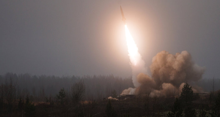 Боевые стрельбы из ракетно-артиллерийского вооружения в Ленинградской области