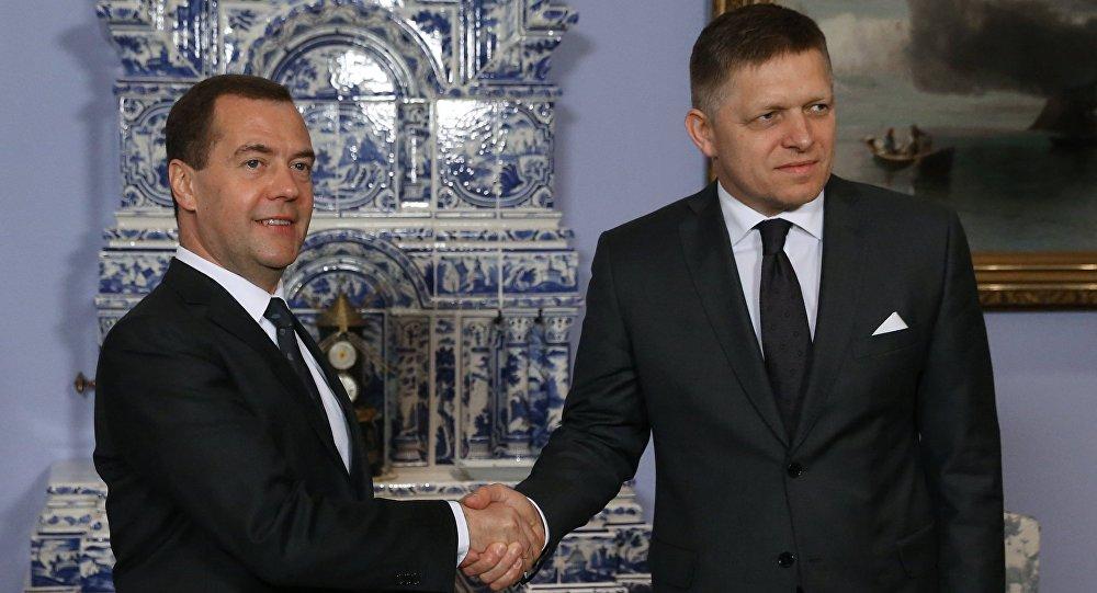Российско-словацкие переговоры