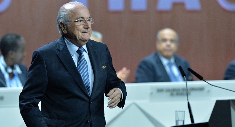 Блаттер глава ФИФА