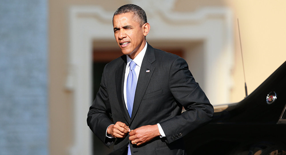 Барак Обмама