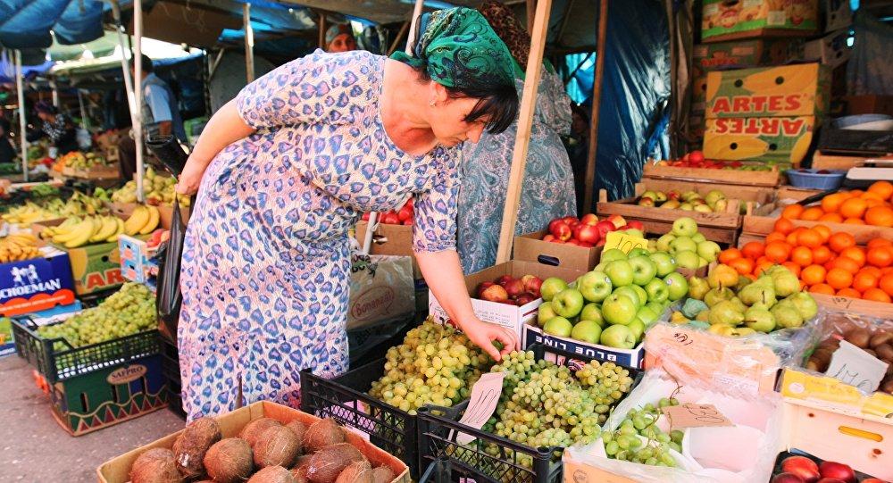 Сельскохозяйственный рынок