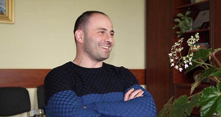 Георгий Зассеев