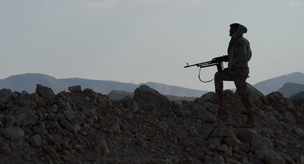 Сирийская армия ибоевики ведут ожесточенные бои заПальмиру