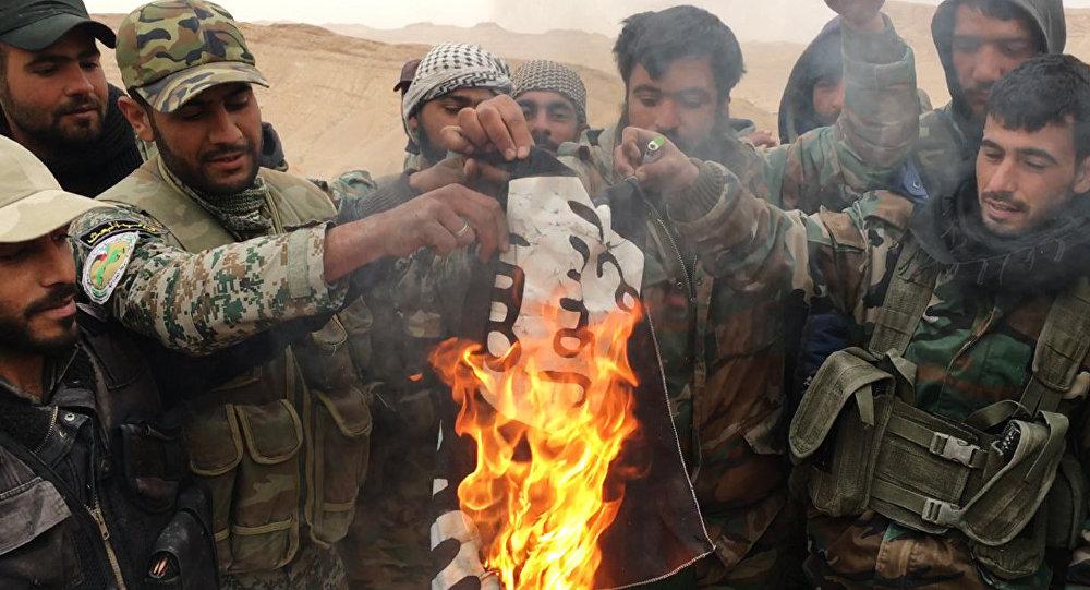 Освобождение Пальмиры: сирийская армия нанесла фатальный удар по ИГИЛ
