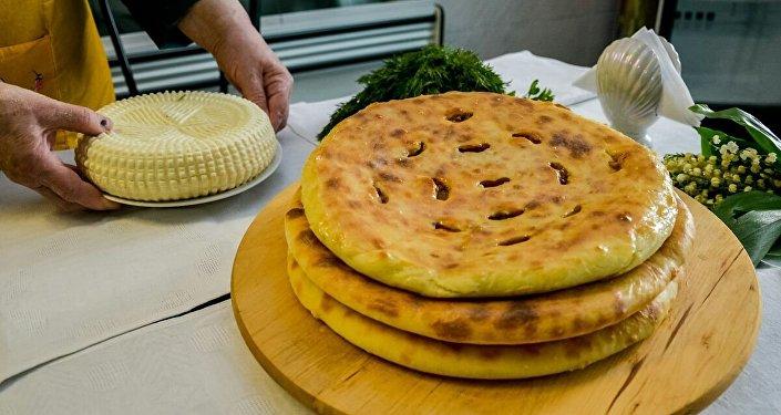 Осетинские пироги в Минске