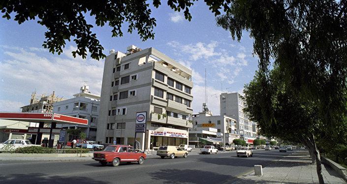 На улицах Ларнаки
