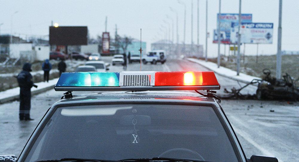 Схвачен подозреваемый вподрыве автоколонны МВД вДагестане