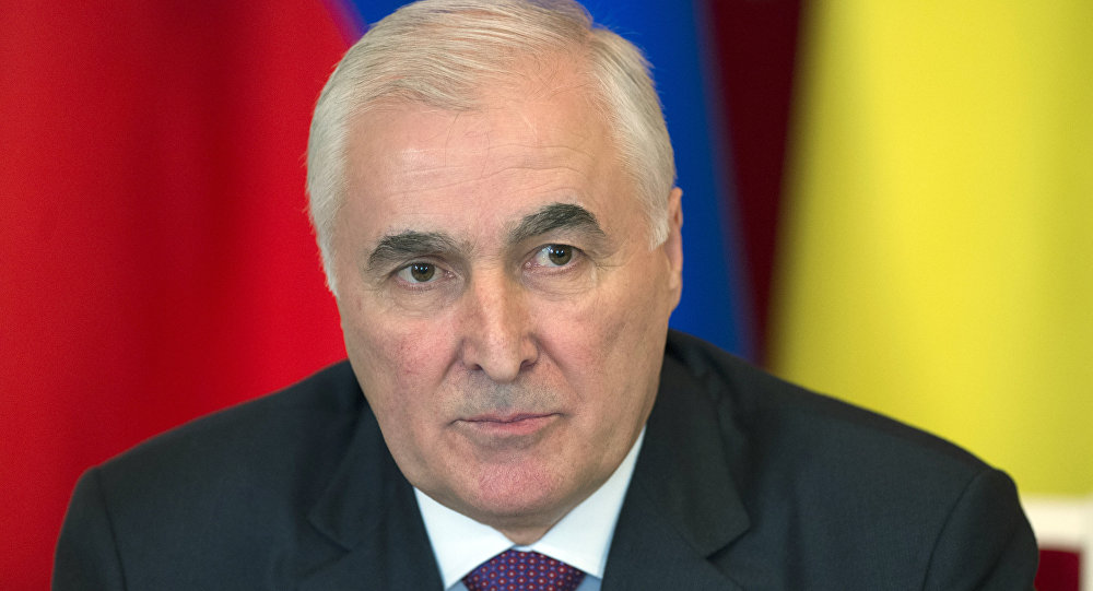 РХИ-йы  президент Тыбылты Леонид