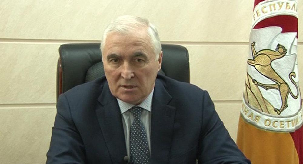 Президент Тыбылты Леонид