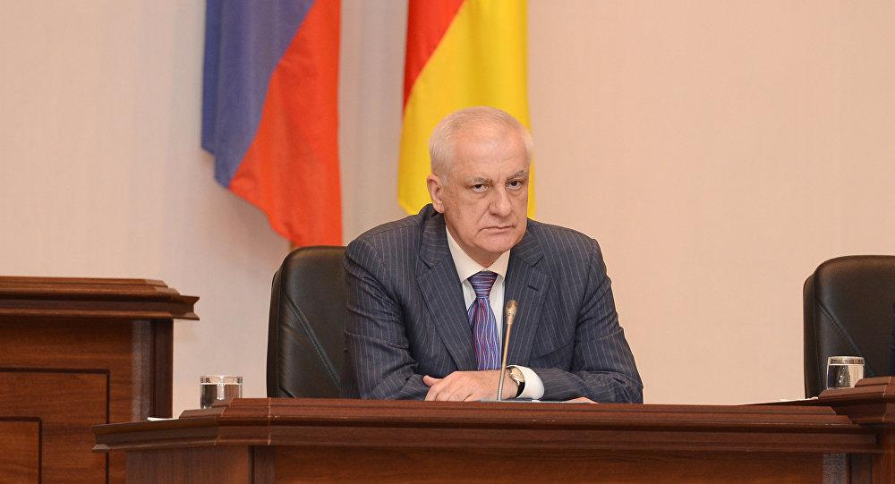 Глава Северной Осетии Тамерлан Агузаров