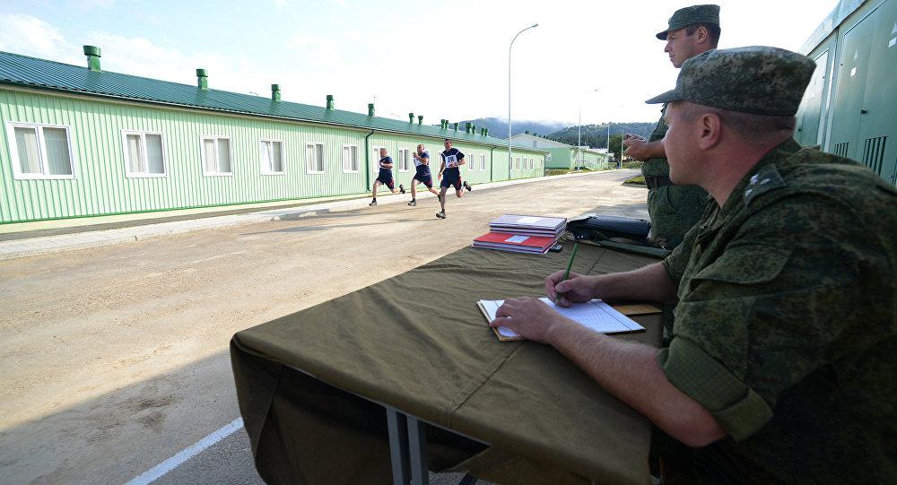 4 военная база в Южной Осетии