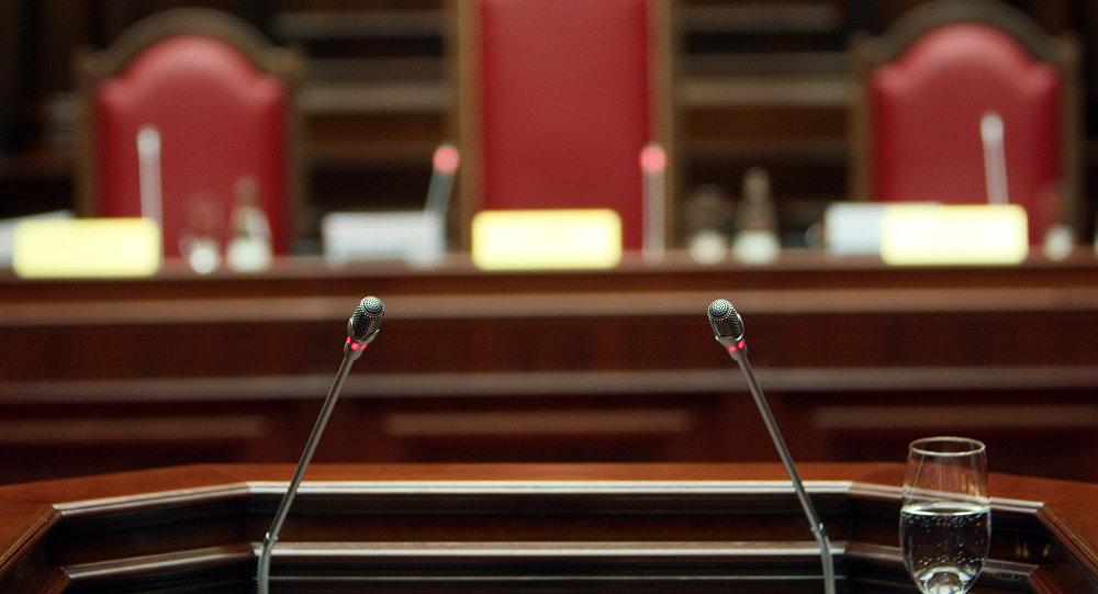 Заседание Конституционного суда РФ по вопросу о возможности применения с 2010 года в России смертной казни
