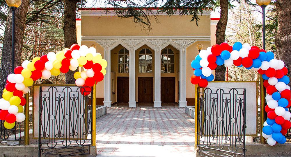 Открытие Дома Культуры в Ленингоре